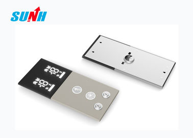 Customized Material SUNH Elevator Call Panel LOP For Passenger Elevator